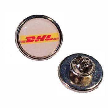 20mm premium silver badge